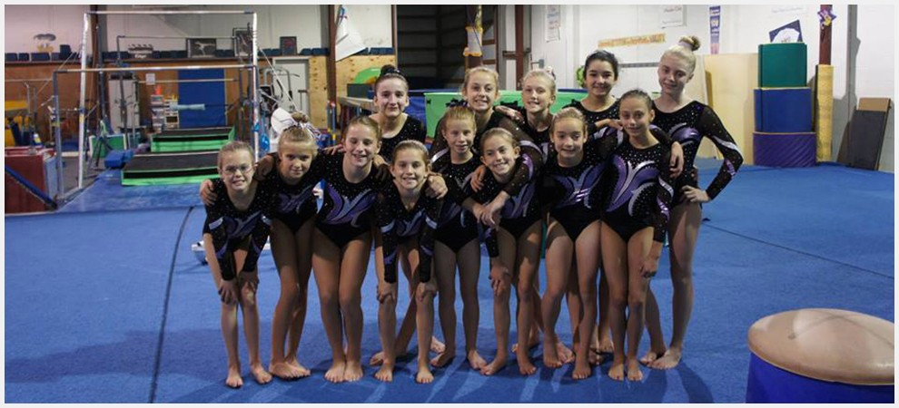 gymnastics size is the competitors edge Watch the pac-12's canadian gymnasts share a special moment  gymnastics:  canadian gymnasts reconnect ahead of competition day.